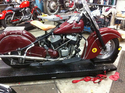 1952 Indian Chief